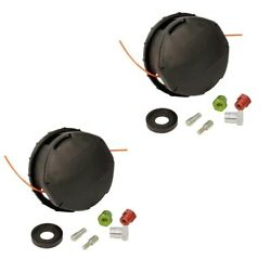 2 Pack Of Echo 99944200907 Speed Feed Trimmer Head 450 375 Srm Series 140