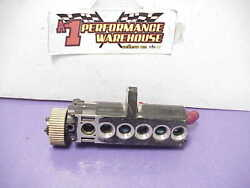 Auto Verdi 6 Stage Rotor Style Dry Sump Oil Pump And Pulley Nascar Av45