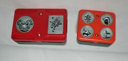 Creative Memories Mickey Mouse And Stars Multi Paper Punch And Halloween 4 Punch Lot