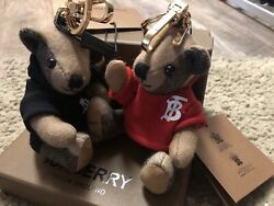 Lot Of 2 Tb Hoodie Limited Edition Bear Keychains