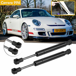 Front Trunk Lift Struts Supports Gas Cylinder Fit Porsche 911 1999-2005 996