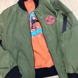 Rare Coach X M.b.j Naruto Sold Out New Blouson M Size From Japan Free Shipping