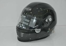 Super Offer Sparco Wtx-9w Air Fia 8860 S Carbon Racing Rally Head Protect Helmet