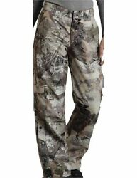 Roper Hunting Pants Womens Relaxed M Brown Camo 03-003-0073-0450 Br