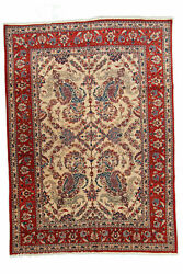Genuine 8and0396 X 11and0398 Per Isfhan Design Area Rug Carpet
