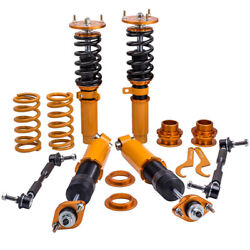 Coilover Kits Fit Bmw Z4 E85 2002-2008 Adj. Height Shock Absorbers Struts