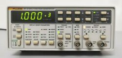 1pc Used 100 Test Fluke 81 50mhz Function Generator Dhl Or Ems H702x Dx