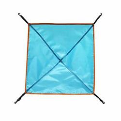 Tent Tarp Beach Waterproof Cloth Picnic Lightweight of Cover Portable Canopy ... $14.78