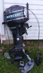 Mercury 200 20 Hp Outboard Motor Thunderbolt Ignition