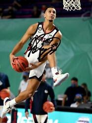 Jalen Suggs Signed Photo 8x10 Rp Autographed Ncaa Gonzaga Bulldogs