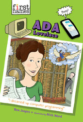 Ada Lovelace The First Names Series