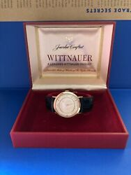 Vintage Longines 14k Yellow Gold Mystery Dial Wrist Watch
