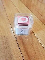 Apple Ipod Shuffle 2gb Md777ll/a Model A1373 Purple 4th Brand New Factory Sealed