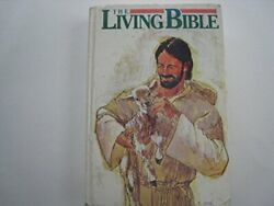 Living Bible, Paraphrased A Thought-for-thought By Tyndale House Inc. Vg