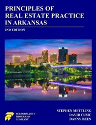 Principles Of Real Estate Practice In Arkansas 2nd Edition