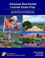 Arkansas Real Estate License Exam Prep All-in-one Review And Testing To Pa...