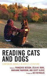 Reading Cats And Dogs Companion Animals In World Literature