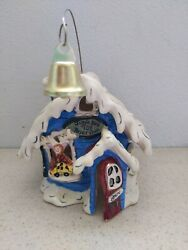 Blue Sky Clayworks Christmas Collection - Jingle Bell Toy Repair Shop