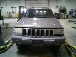 Rear Axle Disc Brakes Spicer 35 Round Cover Fits 94-98 Grand Cherokee 183824