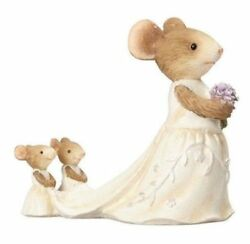 Tails With Heart Mice By Karen Hahn- New 2018 - Bride Mouse
