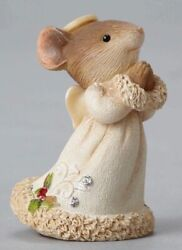 Heart Of Christmas Mice By Karen Hahn - Mouse Angel