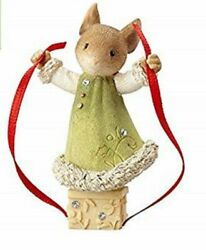 Heart Of Christmas Mice By Karen Hahn - Mouse Wrapping Gift
