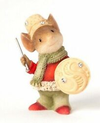 Heart Of Christmas Mice By Karen Hahn - Mouse With Button Shield