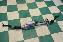 15-16 C7 Steering Gear Box Power Rack And Pinion Electronic Assist Assembly Oem