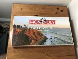Monopoly Game Palos Verdes Edition All Contents Included. Excellent Condition