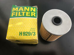 Genuine Mann Hydraulics Filter For Scania P G R T Series H929/3