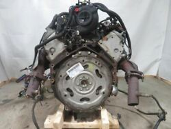 5.3 Liter Engine Motor Ls Swap Dropout Chevy Lm7 100k Complete Drop Out
