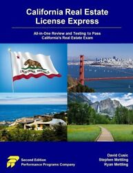 California Real Estate License Express All-in-one Review And Testing To Pa...