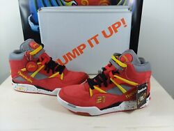 Reebok Pump Omni Zone X Packer Shoes Nique Friends And Family Pair 45...