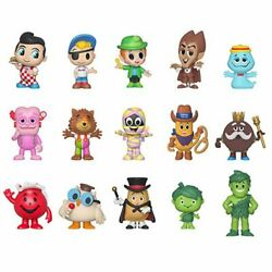 Funko Mystery Mini Minis Ad Icons Buy 4 Get Free Count Chocula Or King Ding Dong