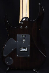 Ibanez Rg2727fza Transparent Black Electric Guitar Safe Shipping From Japan
