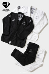 Shoyoroll Rvca X Bedwin And The Heartbreakers Gi Black Size A2f New In Bag
