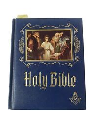Masonic Bible-holy Bible. Master Reference Edition Heirloom Bible Publishers
