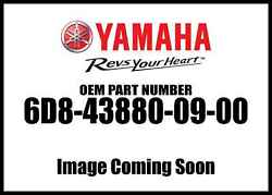 Yamaha Motor Assembly W/connec 6d8-43880-09-00 New Oem