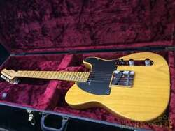 History Th-tv/mvnt B151170 Tl Type Electric Guitar Ships Safely From Japan