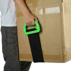 Adjustable Moving And Lifting Straps Belt Furniture Boxes Tool H4a2 Carrying G1w8