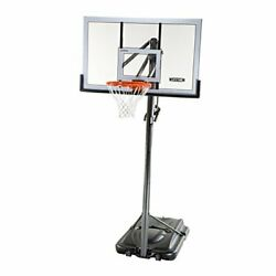 71522 Competition Xl Portable Basketball System 54 Inch Acrylic Backboard
