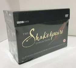 The Shakespeare Collection Dvd Box Set All 37x Productions From Bbc Tv Series