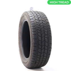 Used 245/55r19 Deantires Back Country Qs-3 Touring H/t 103h - 10/32