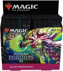 Collector Booster Box Modern Horizons 2 MH2 MTG NEW SEALED
