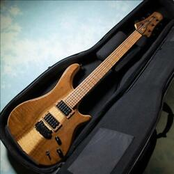 Str Guitars Os624 27 Magnolia Obovata Used L47d1814 Used From Japan Ems