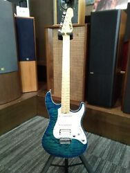 Esp Snapper Ctm S0446509 St Type Electric Guitar Safe Delivery From Japan
