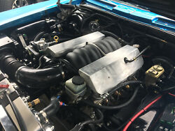 Ls2 Ls3 Custom-made Engine Coil Pack And Fuel Rail Covers