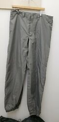 Military Issued Gray Gore Tex Pants