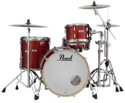 Pearl Masters Maple Complete 3-pc. Shell Pack Vermilion Sparkle Mct923xsp/c346