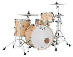 Pearl Masters Maple Complete 3-pc. Shell Pack Matte Natural Maple Mct923xsp/c111